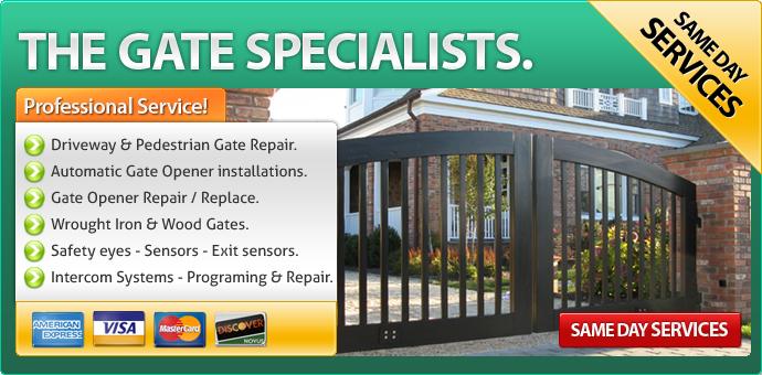 Gate repair San Marcos CA